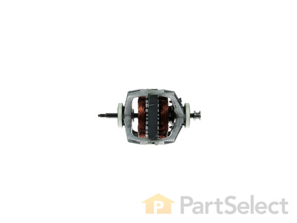 Drive Motor with Pulley – Part Number: 131560100