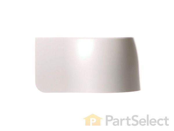Water Filter Cover - White – Part Number: 240376002