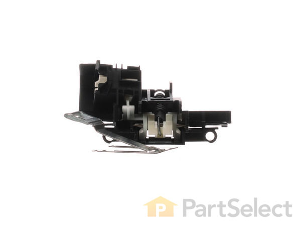 8770043-1-S-Whirlpool-W10619006-Door Latch - Black